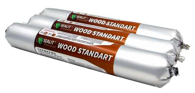 Продам: Герметик дерева Sealit Wood Standart 600