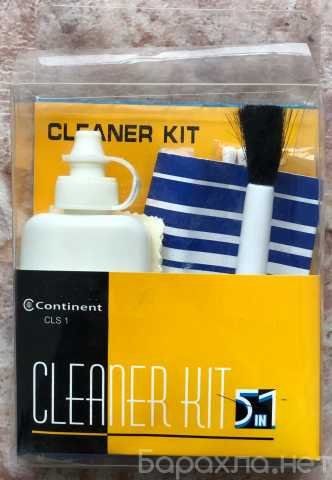 Продам: Continent CLS1 5 В 1 для чистки оптики