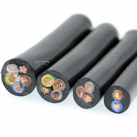 Куплю: силовой кабель гибкий КГ, КГН, КГЭ, КГЭШ