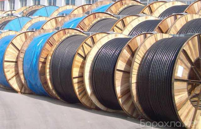 Куплю: кабель и провод (Транскаб, ввг, кг, ас)