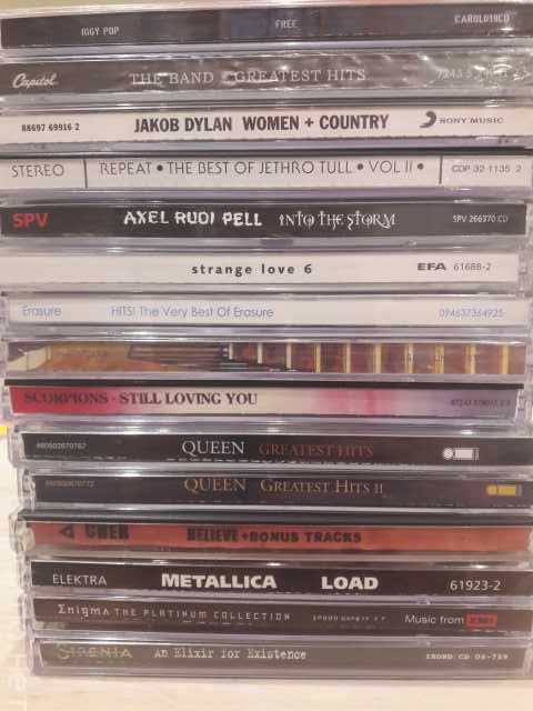 Продам: сд диски рок , поп, метал много