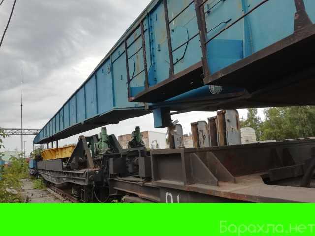 Продам: Ж/д кран для стр-ва мостов ГЭПК-130