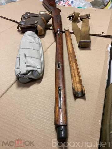 Продам: Ложе винтовки Мосина 1943 года выпуска