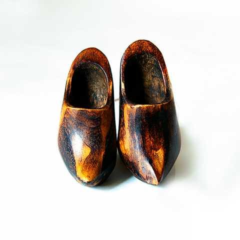 Продам: Сувенирные башмачки Голландия дерево