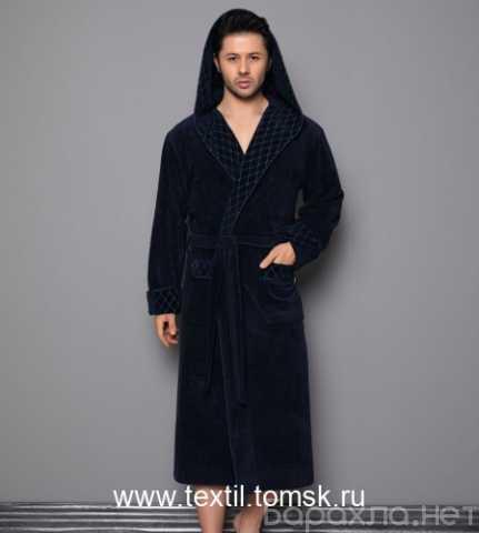 Продам: Халат мужской с капюшоном Nusa Mayer 2XL