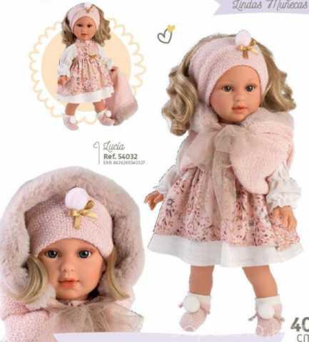 Продам: Новая кукла lorens lusia оригинал