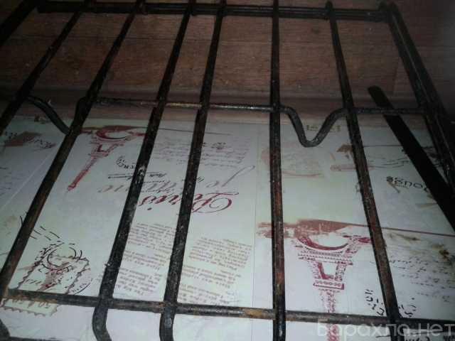 Продам: решетка+горелки