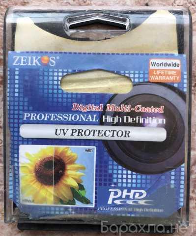 Продам: Zeikos UV 72mm Japan Optics фильтр