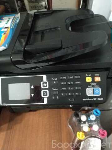 Продам: МФУ копир сканер принтер Epson WF 3620