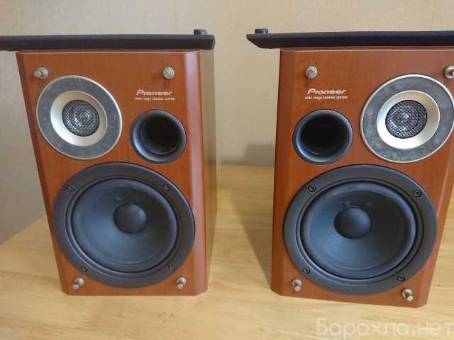Продам: Акустические колонки Pioneer S-N701-LR