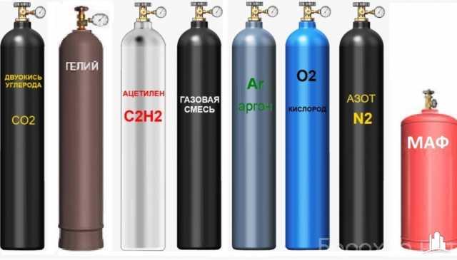 Продам: Купить технические газовые смеси в СПб