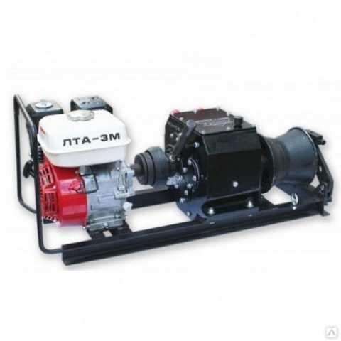 Продам: Лебедка бензиновая автономная ЛТА-3