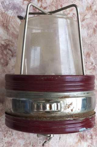Продам: Светлячок палаточный фонарик СССР