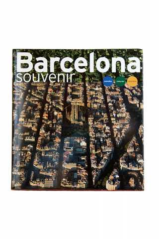 Продам: Барселона сувенир книга подарочное издан