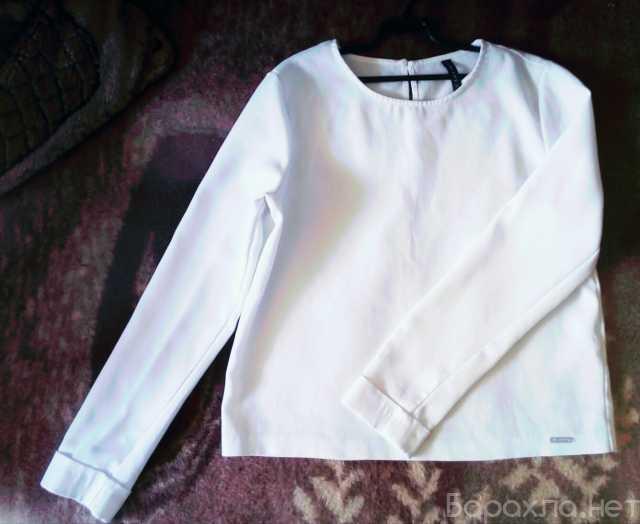 Продам: Школьная блуза с длинным рукавом