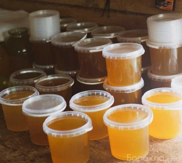 Продам: Мед (весовой, фасованный) много видов