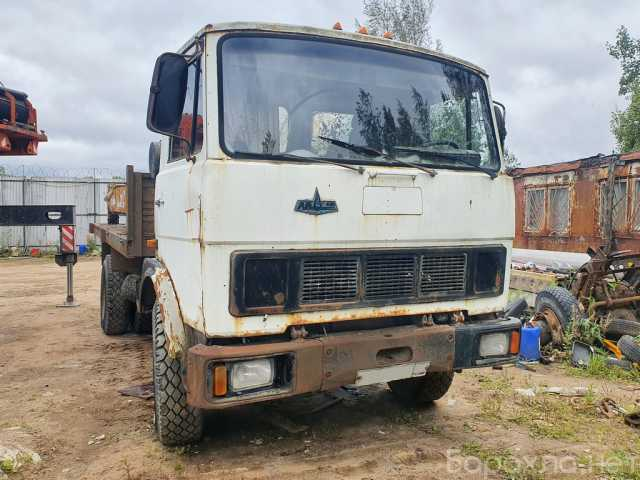 Продам: Бортовой грузовик МАЗ 53371