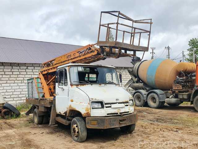 Продам: АПТЛ-17 б/у автовышка 17 метров