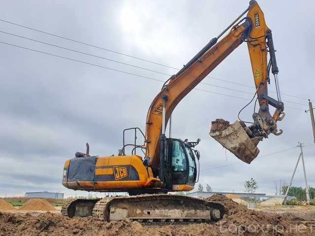 Продам: JCB JS 240 экскаватор гусеничный 26 тонн