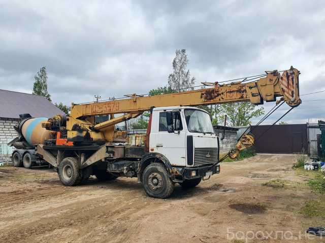 Продам: Автокран МАЗ КС-3579 Машека 15 тонн