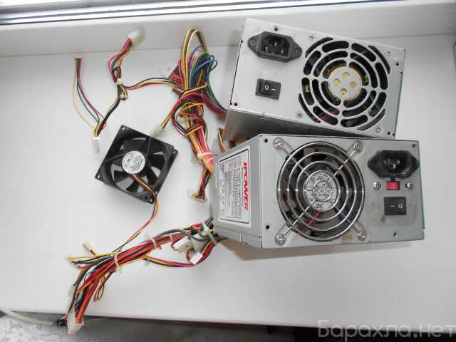 Продам: Бп FSP Group ATX-300GTF 300W и IPower LC