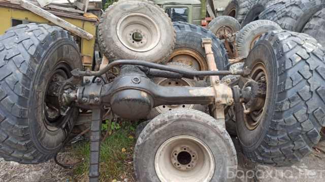 Продам: Мосты в сборе с колесами на ГАЗ-66, УАЗ