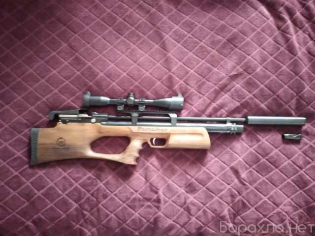Продам: Пневматическая винтовка PCP Kral Puncher