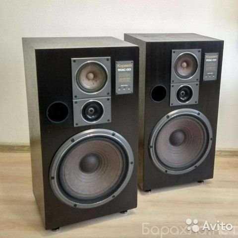 Продам: акустические колонки КОРВЕТ 150АС-001