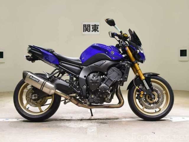 Продам: Мотоцикл naked Yamaha Fazer FZ8 N RN255