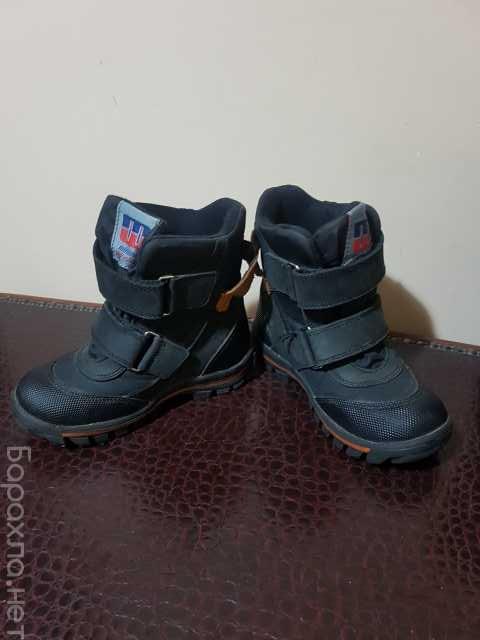 Продам: Осенние ботинки minimen