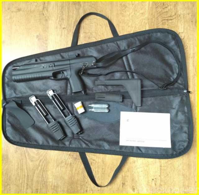 Продам: Пневматический пистолет-пулемёт МР-661КС