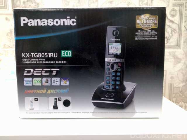 Продам: Panasonic KX-TG805