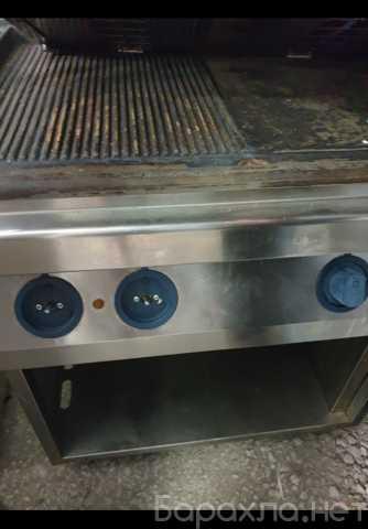 Продам: жарочная поверхность гриль