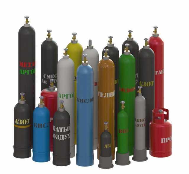 Продам: Смеси газовые
