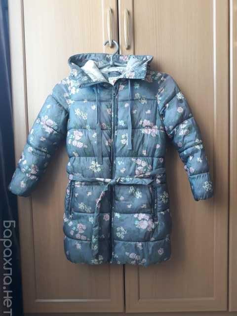 Продам: Куртка/пух. детская 122 р-р. Button Blue