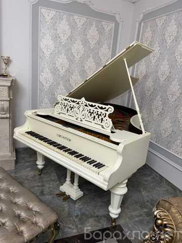 Продам: антикварный кабинетный рояль Bechstein