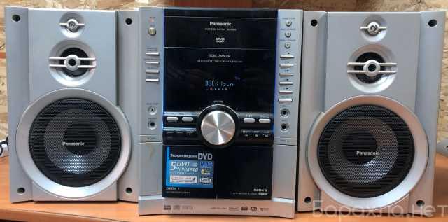 Продам: Panasonic SA-VK650 музыкальный центр