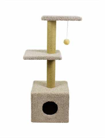 Продам: Новый домик для кошки, игровой комплекс