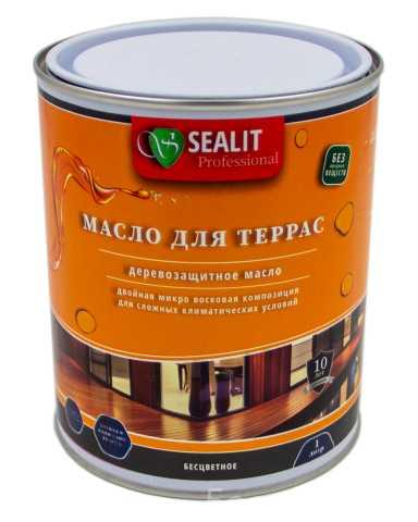 Продам: Масло для террас Sealit