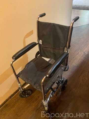 Отдам даром: кресло каталка