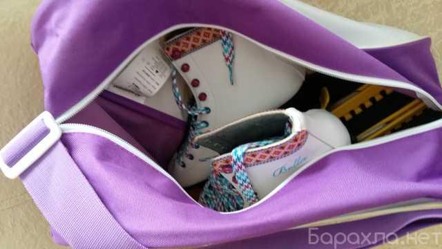 Продам: Новые коньки 35р Nordvay Bella с сумкой