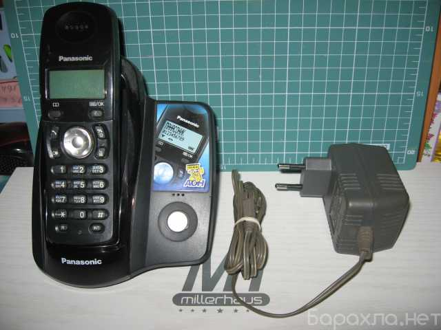 Продам: Радиотелефон Panasonic KX-TCD205
