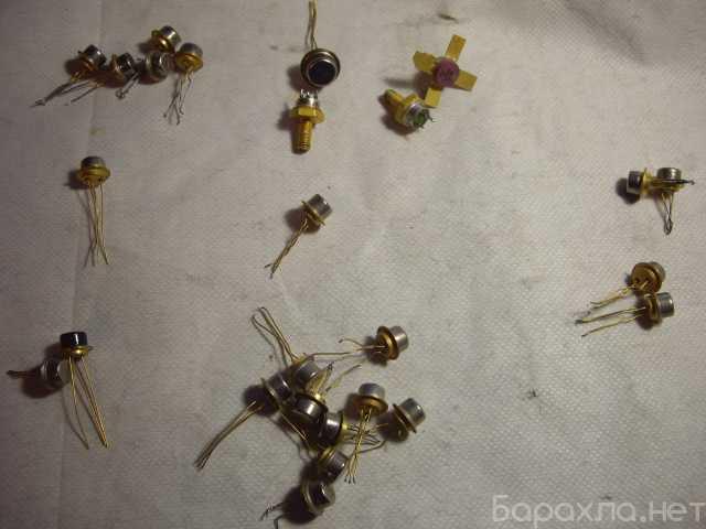 Продам: Транзисторы AU Все 27 штук позолочены
