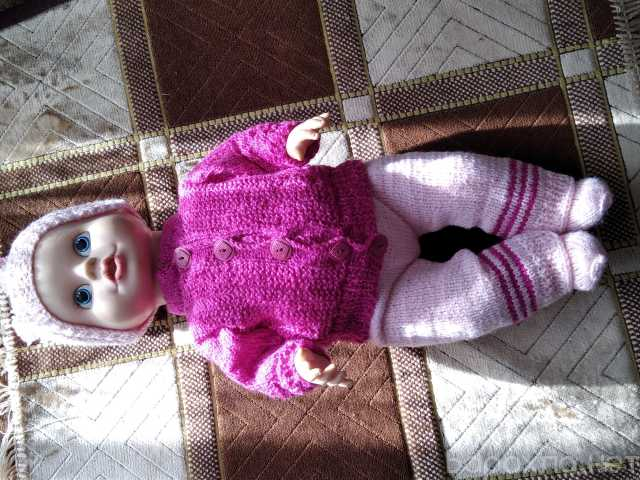 Продам: Кукла силиконовая, 47 см, отличное состо