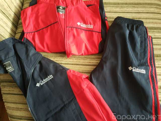 Продам: Спортивный костюм тройка Колумбия *7-12