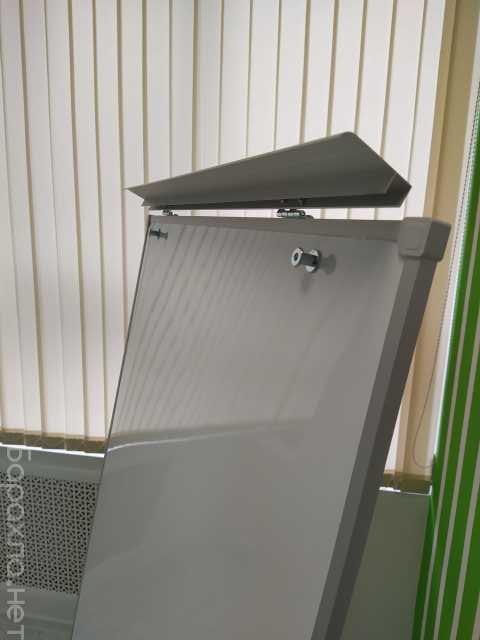 Продам: Флипчарт магнитно-маркерный 70х100 см