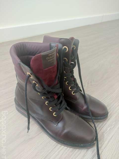 Продам: Ботинки женские GANT 38,5-39