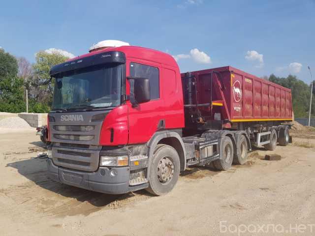 Продам: Седельный тягач Scania P420