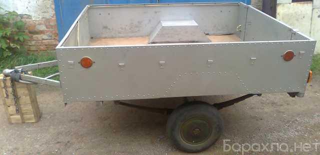 Продам: Дюралюминиевый легковой прицеп