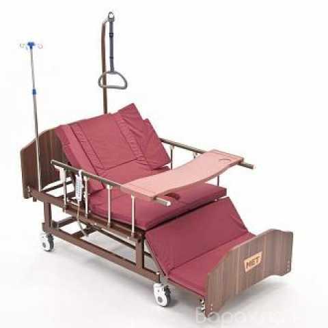 Продам: Кровать медицинская многофункциональная